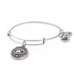 Alex and Ani Evil Eye bangle bracelet